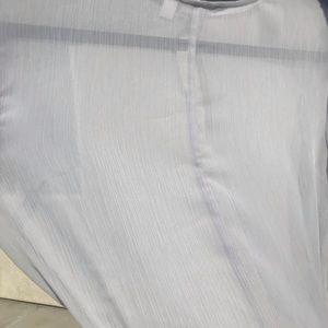 LC Lauren Conrad Tops - Lauren Conrad light gray top